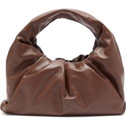 Bottega Veneta - Sac porté épaule en cuir The Shoulder Pouch found on Bargain Bro Philippines from matchesfashion.com fr for $2860.00