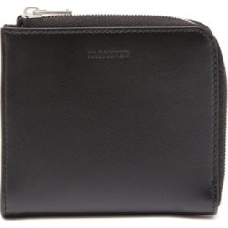 Jil Sander - Logo-debossed Leather Wallet - Mens - Black found on Bargain Bro UK from Matches UK