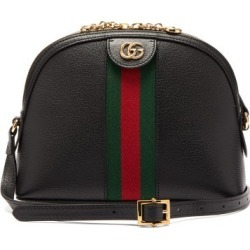 Gucci - Ophidia Small Leather Cross-body Bag - Womens - Black found on Bargain Bro from MATCHESFASHION.COM - AU for USD $1,338.41