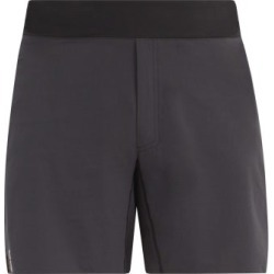 On - Panelled Mesh And Technical-jersey Running Shorts - Mens - Black found on Bargain Bro Philippines from Matches Global for $80.00