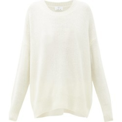 Allude - Pull oversize en cachemire à col rond found on MODAPINS from matchesfashion.com fr for USD $395.20