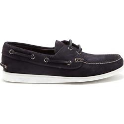 Church's - Chaussures bateau en daim Marske found on Bargain Bro India from matchesfashion.com fr for $352.30
