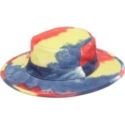 Loewe Paula's Ibiza - Tie-dye Explorer Hat - Mens - Blue Multi found on Bargain Bro UK from Matches UK