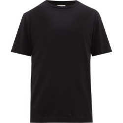 Acne Studios - Everest Logo-label Cotton T-shirt - Mens - Black found on Bargain Bro UK from Matches UK