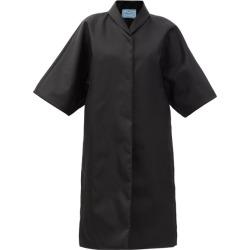 Prada - Cropped-sleeve Re-nylon Coat - Womens - Black found on Bargain Bro UK from Matches UK