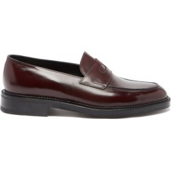 John Lobb - Lopez Leather Penny Loafers - Mens - Burgundy found on MODAPINS from Matches UK for USD $1387.14