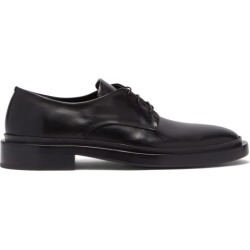 Jil Sander - Leather Derby Shoes - Mens - Black found on Bargain Bro UK from Matches UK