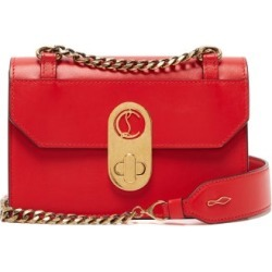 Christian Louboutin - Elisa Mini Leather Cross-body Bag - Womens - Red found on Bargain Bro Philippines from Matches Global for $1950.00