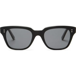 53346689b962 Celine Eyewear - D Frame Acetate Sunglasses - Womens - Black found on  MODAPINS from Matches