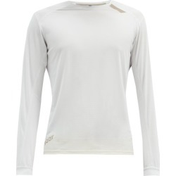 Soar - Tech-t 2.0 Technical-mesh Running Top - Mens - Grey found on Bargain Bro India from Matches Global for $97.00