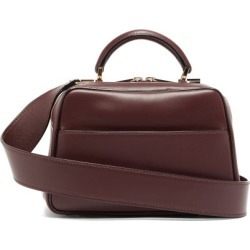 Valextra - Sac porté épaule en cuir lisse Serie S small found on Bargain Bro Philippines from matchesfashion.com fr for $2574.00