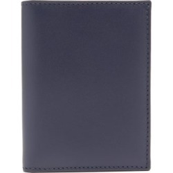 Comme Des Garçons Wallet - Bi-fold Leather Wallet - Womens - Navy found on Bargain Bro India from Matches Global for $184.00