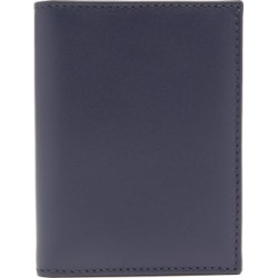 Comme Des Garçons Wallet - Bi-fold Leather Wallet - Womens - Navy found on Bargain Bro Philippines from Matches Global for $184.00