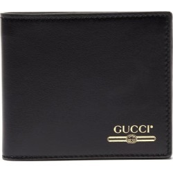 Gucci - Debossed Bi-fold Leather Wallet - Mens - Black found on Bargain Bro UK from Matches UK