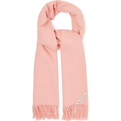 Acne Studios - Canada Wool Scarf - Womens - Pink found on Bargain Bro UK from Matches UK