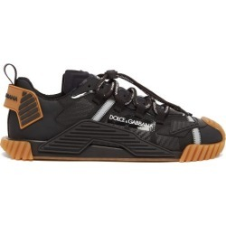 Dolce & Gabbana - Ns1 Logo-embossed Mesh Trainers - Mens - Black found on Bargain Bro from Matches UK for £578
