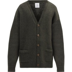 Vetements - Oversized Alpaca-blend Cardigan - Mens - Green found on MODAPINS from Matches Global for USD $1540.00