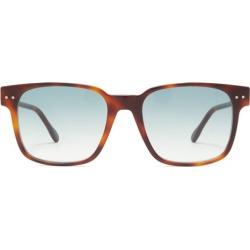 Fred Eyewear - Square Tortoiseshell-acetate Sunglasses - Mens - Tortoiseshell found on Bargain Bro UK from Matches UK