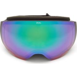Zeal Optics - Portal Interchangeable Lens Ski Goggles - Womens - Black Purple found on Bargain Bro UK from Matches UK