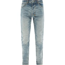 Ksubi - Chitch Distressed Slim-leg Jeans - Mens - Light Blue found on MODAPINS from Matches UK for USD $253.02