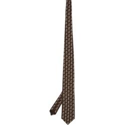 Gucci - Cravate à imprimé cachemire et logo GG found on MODAPINS from matchesfashion.com fr for USD $227.50