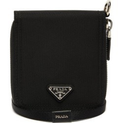 Prada - Nylon And Saffiano-leather Necklace Wallet - Mens - Black found on Bargain Bro UK from Matches UK
