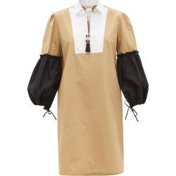 Max Mara - Fornovo Dress - Womens - Beige Multi found on Bargain Bro UK from Matches UK