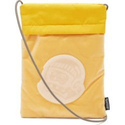 Billionaire Boys Club - Astro Logo-patch Reflective-nylon Bag - Mens - Yellow found on MODAPINS from MATCHESFASHION.COM - AU for USD $112.62