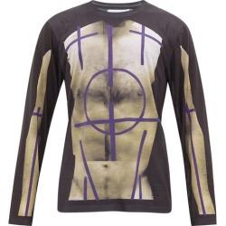 Craig Green - T-shirt manches longues à imprimé anatomie