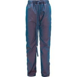 Fear Of God - Iridescent Technical Track Pants - Mens - Blue found on Bargain Bro India from MATCHESFASHION.COM - AU for $450.76