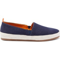 Mulo - Espadrilles en denim found on Bargain Bro from matchesfashion.com fr for USD $130.42