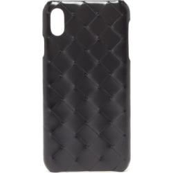 Bottega Veneta - Intrecciato Leather Iphone® Xs Case - Mens - Black found on Bargain Bro UK from Matches UK