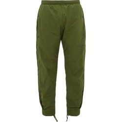 Cottweiler - Caddie Technical Track Pants - Mens - Green found on Bargain Bro India from MATCHESFASHION.COM - AU for $206.57