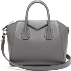 Givenchy - Antigona Small Leather Bag - Womens - Dark Grey found on Bargain Bro Philippines from MATCHESFASHION.COM - AU for $2046.53
