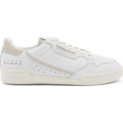 Adidas - Continental 80 Suede-trimmed Leather Trainers - Mens - White found on Bargain Bro UK from Matches UK