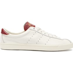 Adidas Originals - Lacombe Low Top Leather Trainers - Mens - White found on MODAPINS from Matches UK for USD $111.60