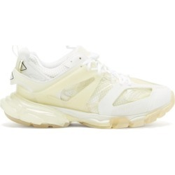Balenciaga - Track Panelled Trainers - Mens - White Multi found on Bargain Bro UK from Matches UK
