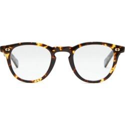 Garrett Leight - Hampton Round Tortoiseshell-acetate Glasses - Mens - Tortoiseshell found on MODAPINS from Matches UK for USD $376.24