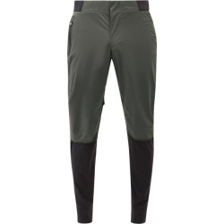 On - Panelled Technical-shell Tapered Trousers - Mens - Black Grey found on Bargain Bro Philippines from MATCHESFASHION.COM - AU for $229.46