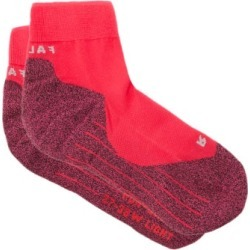 Falke - Ru4 Light Jersey Running Socks - Womens - Dark Pink found on Bargain Bro Philippines from MATCHESFASHION.COM - AU for $20.28