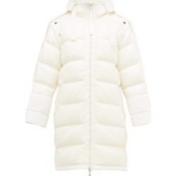2 Moncler 1952 - Narvalong Down-filled Technical Jacket - Womens - White found on Bargain Bro India from Matches Global for $2695.00
