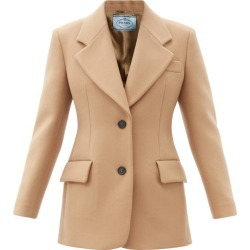 Prada - Veste en sergé de laine à boutonnage simple found on Bargain Bro India from matchesfashion.com fr for $2470.00