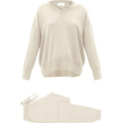 Allude - Cashmere Lounge Set - Womens - Beige found on Bargain Bro UK from Matches UK
