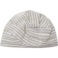 Flapper - Elisabeth Striped-cotton Turban Hat - Womens - Green Stripe found on MODAPINS from MATCHESFASHION.COM - AU for USD $227.94