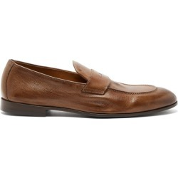 Brunello Cucinelli - Mocassins en cuir Vintage found on Bargain Bro India from matchesfashion.com fr for $949.00