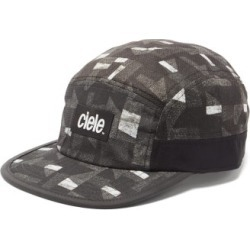 Ciele Athletics - Gocap Standard Abstract-print Cap - Mens - Black White found on Bargain Bro Philippines from MATCHESFASHION.COM - AU for $39.04
