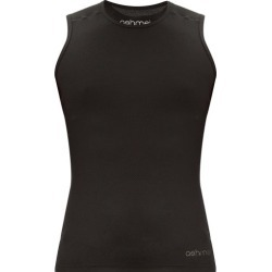 Ashmei - Merino Wool-blend Mesh Tank Top - Mens - Black found on Bargain Bro India from MATCHESFASHION.COM - AU for $63.40