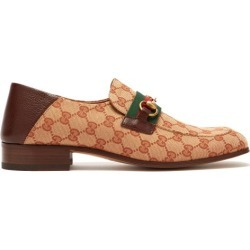 Gucci - Mocassins Suprême GG Donnie found on Bargain Bro Philippines from matchesfashion.com fr for $897.00
