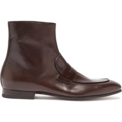 Paul Smith - Robby Loafer-panel Leather Chelsea Boots - Mens - Black found on Bargain Bro UK from Matches UK