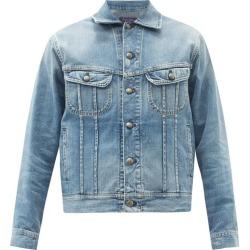 Ralph Lauren Purple Label - Trucker Denim Jacket - Mens - Blue found on Bargain Bro UK from Matches UK